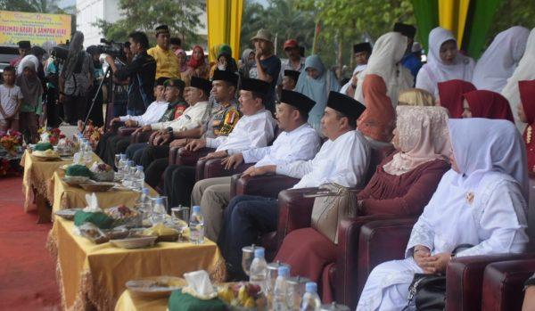 Hasil gambar untuk Gubernur Riau Hadiri Balimau Kasai di Kampar