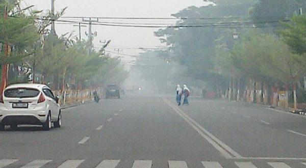 Akibat Kabut Asap Disdik Rokan Hilir Keluarkan Surat Edaran